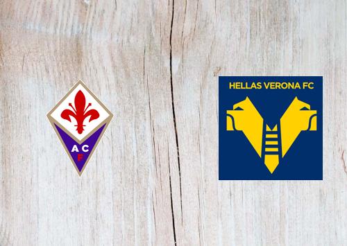Fiorentina vs Hellas Verona -Highlights 19 December 2020