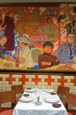 restaurante, Puebla, mole poblano,