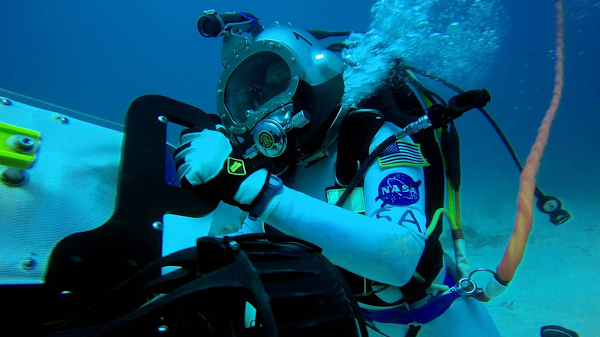 Finding NEEMO and the Aquanauts
