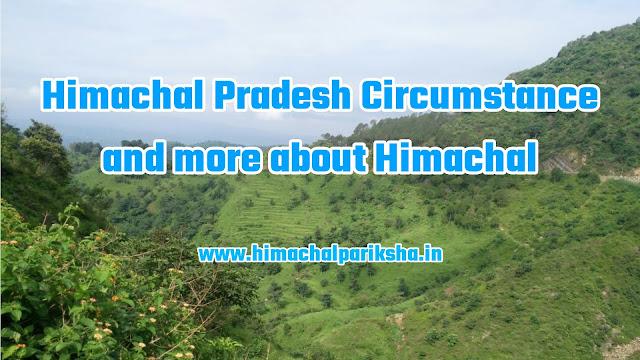 Himachal Pradesh Circumstance and more about Himachal | Himachal General Knowledge | Himachal GK | Himachal Pariksha