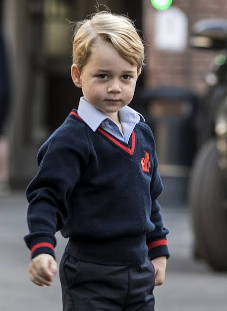 The Richest Kids - Prince George Alexander Louis
