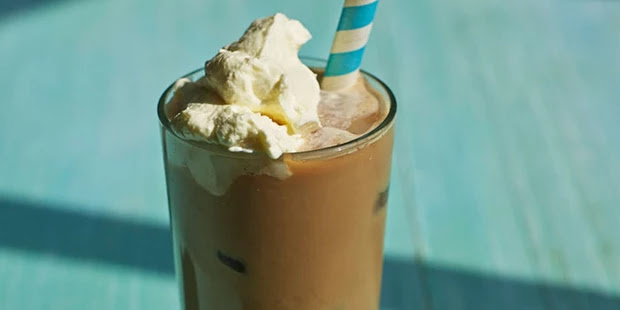 How to make an iced coffee | How to make iced coffee at home