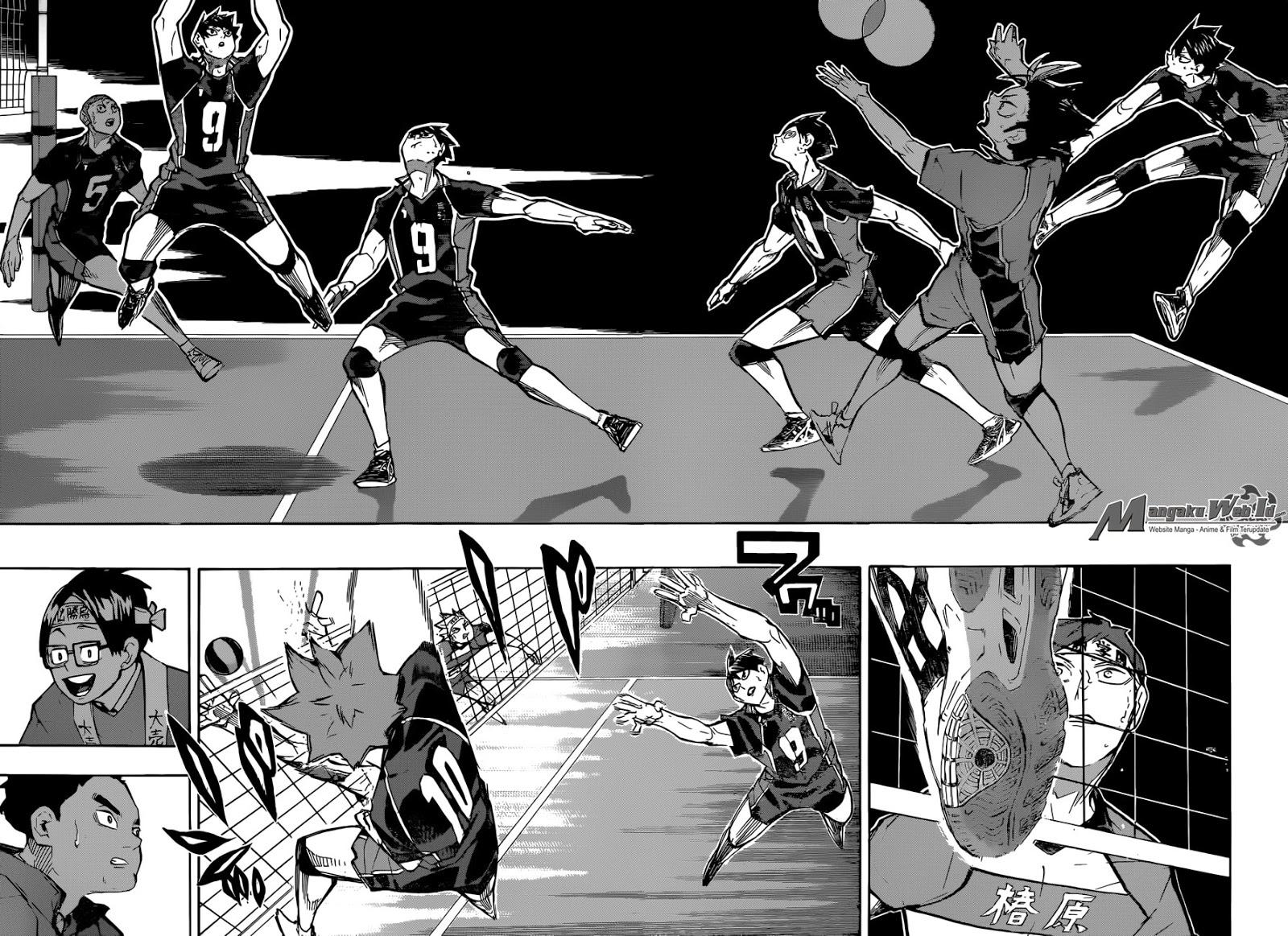 Haikyuu Chapter 235-15