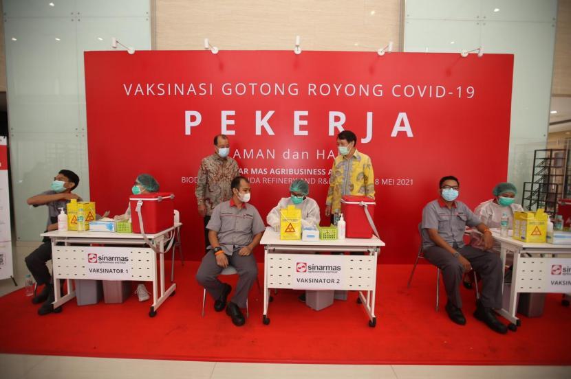 Segini Besaran Untung yang Didapat Pemerintah dari Penjualan Tiap Dosis Vaksin Gotong Royong