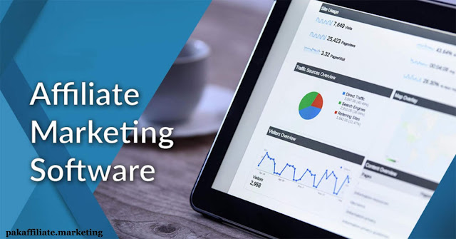 Software for Affiliate Marketing