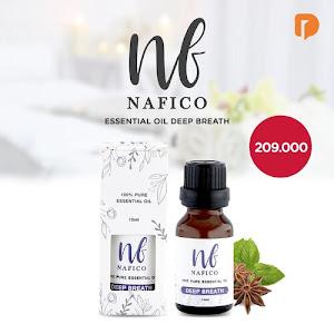 Nafico Essential Oil Deep Breath