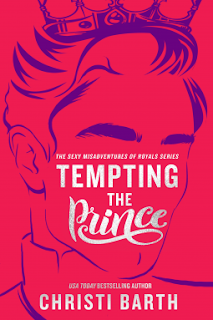 Tempting the Prince by Christi Barth