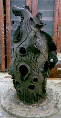 Konsep Penciptaan Seni Keramik