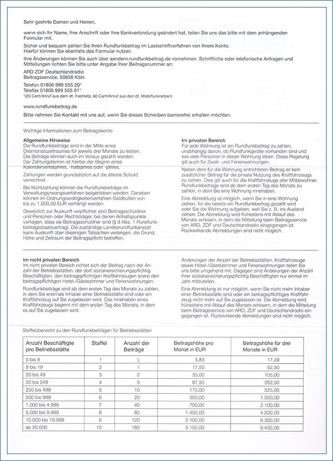 Olaf Kretschmann Vs Rundfunkbeitragspflicht Der Info Blog Zum