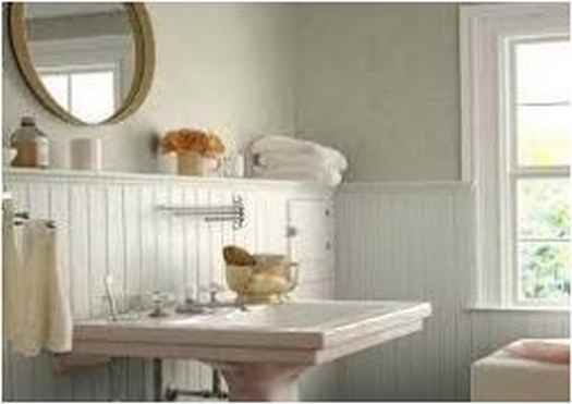 Tops Farmhouse Bathroom Color Ideas
