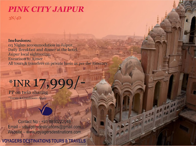 Pink City - Jaipur Tour