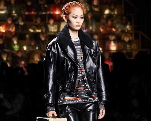 Louis Vuitton осень-зима 2020-2021 1
