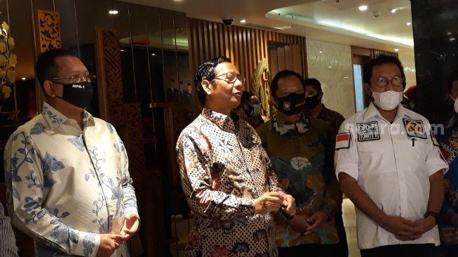 Mahfud MD Pastikan UU Otsus Papua Masih Berlaku, Ini Bagian yang Akan Direvisi