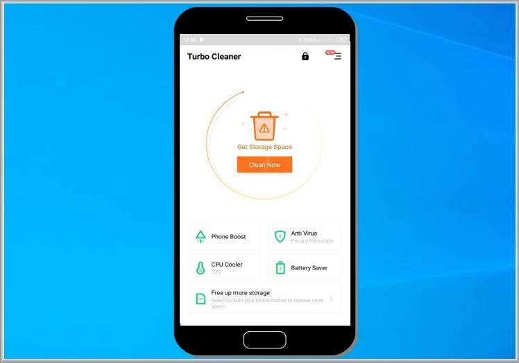 APUS Turbo Cleaner  2021 : Καθαρίστε και βελτιστοποιήστε το τηλέφωνό σας