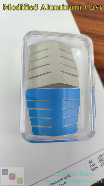 Modified Aluminum Cast