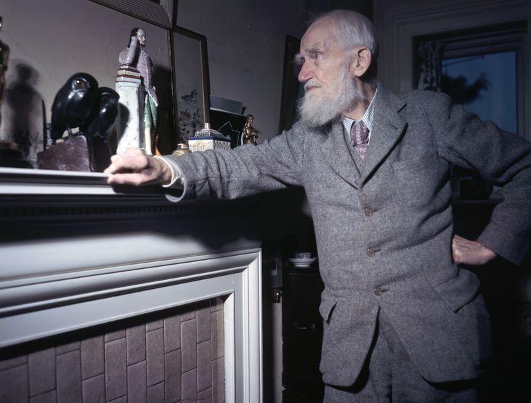 George Bernard Shaw, Penulis Terkenal yang Menolak Nobel