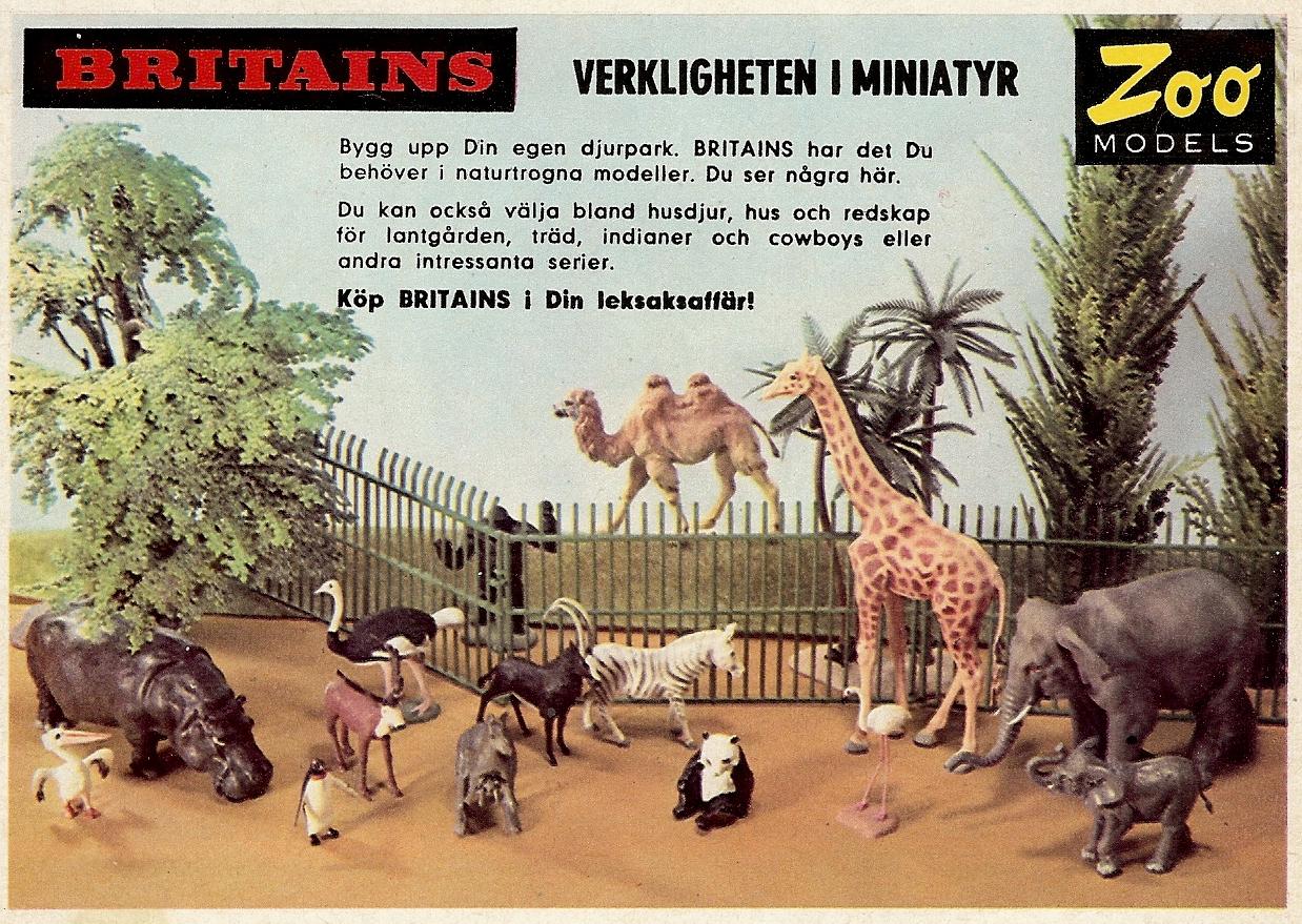 Nostalgorama  Reklam för Britains leksaker på 1970-talet 005e91bf8aeeb