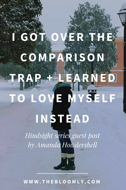 How I Got Over the Comparison Trap and Learned to Love Myself Instead