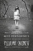 Book cover image of Miss Peregrine's home for peculiar children
