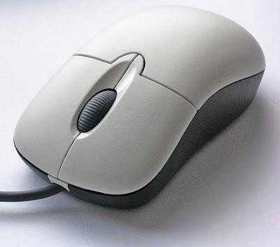fungsi mouse komputer