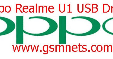 Oppo Realme U1 USB Driver Download - Gsm Network Mobile Solution