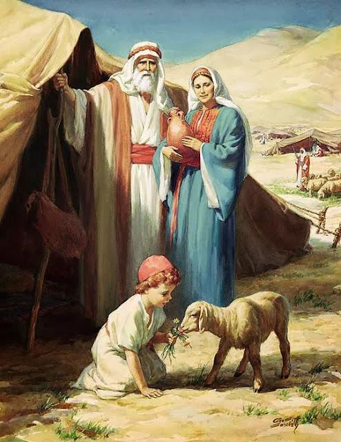 Chamada de Abrão da Bíblia