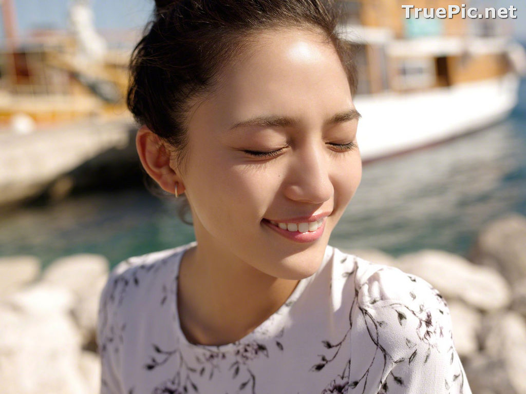 Image Wanibooks No.132 - Japanese Actress and Gravure Idol - Haruna Kawaguchi - TruePic.net - Picture-8