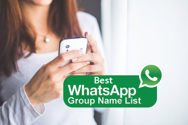 Best WhatsApp Group Name Collection 2020 - 2021 in Hindi