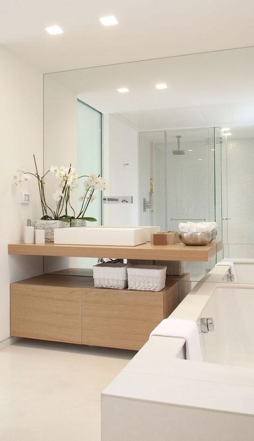 Orden y limpieza, fundamentales para un baño elegante