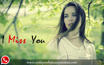 100 I Miss You Status Quotes with Images in Hindi