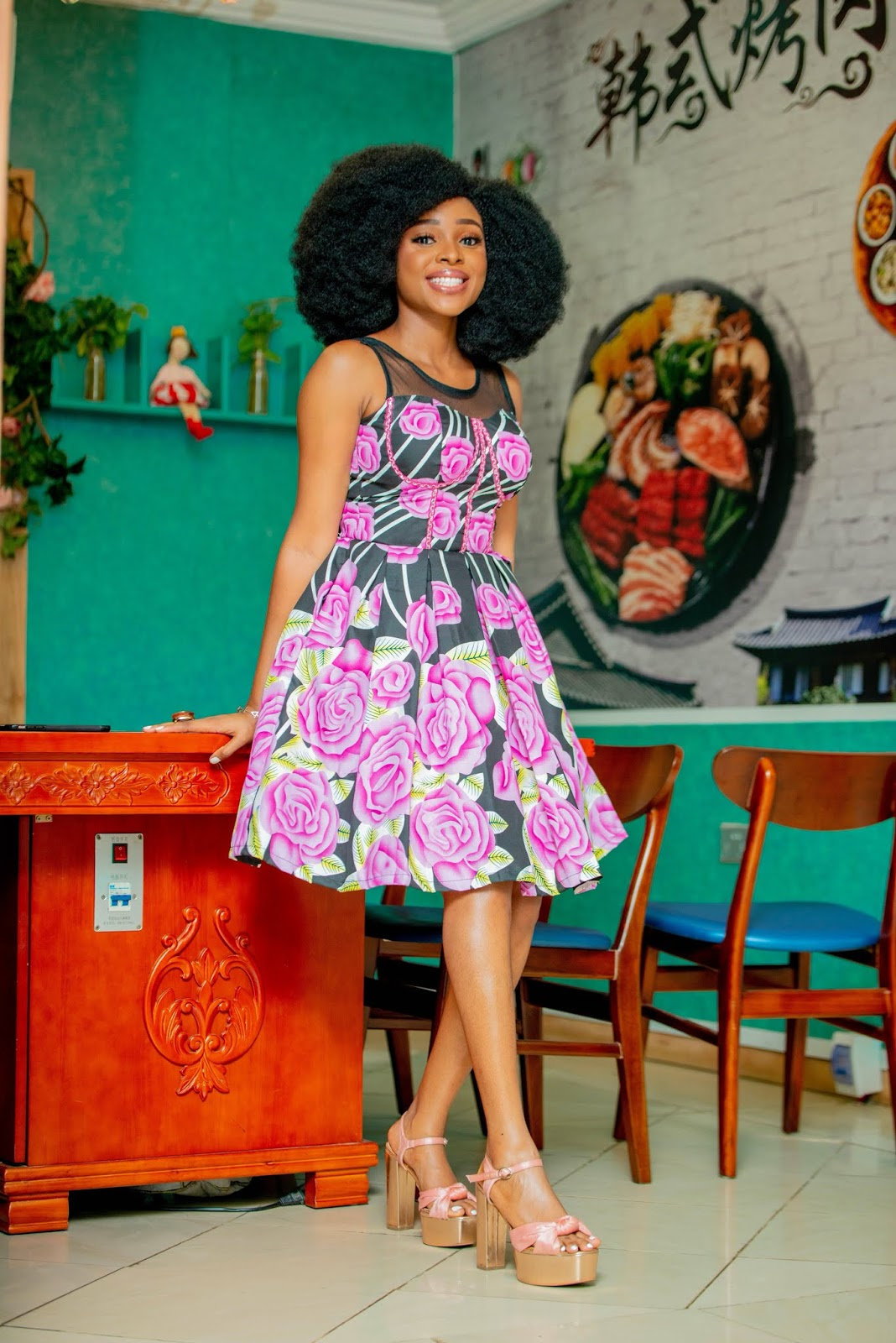 Stylish Ankara Dresses