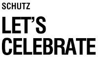 Promoção Schutz Let's Celebrate