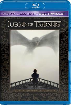 Game Of Thrones (TV Series) S05 BDRip HD 1080p Dual Latino
