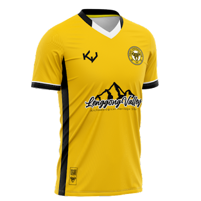 Jersi Home Perak FC 2021