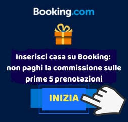 inserire un annuncio su booking