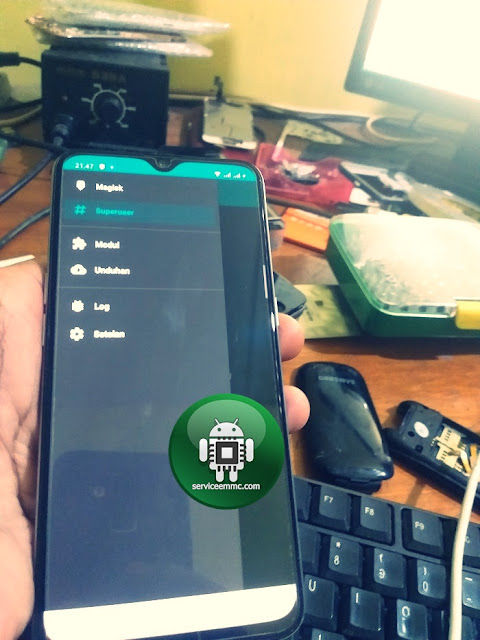 Tutorial Sukses Unlock Bootloader_Pasang Twrp_Root Realme XT Android 10
