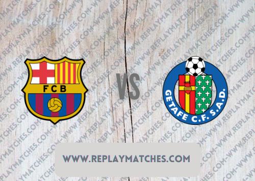Barcelona vs Getafe Full Match & Highlights 29 August 2021