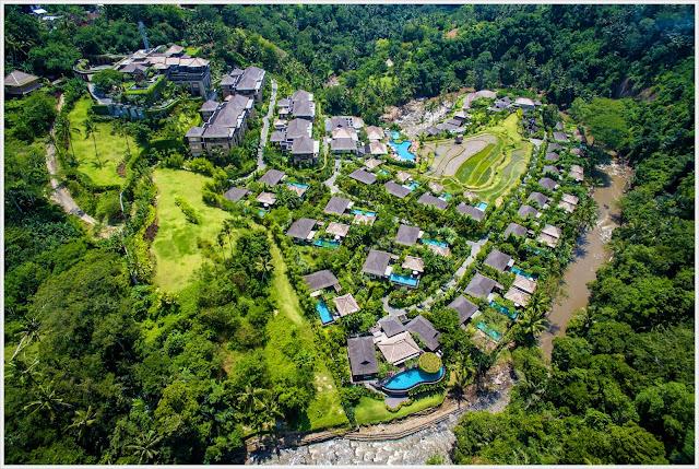 Mandapa, a Ritz-Calrton Reserve bali five stars hotel