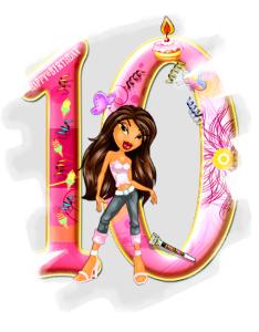 картинка 10 лет с днем рождения