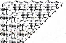 patron grafico - Crochet Imagen Puntada colcha infinita de hojas en relieve a crochet por Majovel Crochet