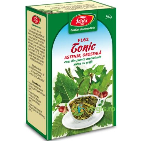 Ceai Tonic (Astenie, Oboseala) 50g FARES