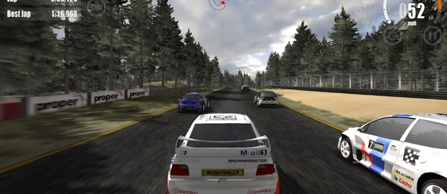 Download Rush Rally 3 v1.62 Mod Unlimited Credits