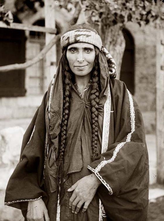 27 Fascinating Vintage Portrait Photos of North Africa's ...