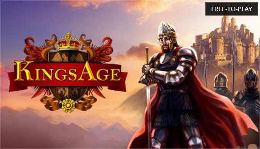 Main Game Gratis Tanpa Download - Kings Age