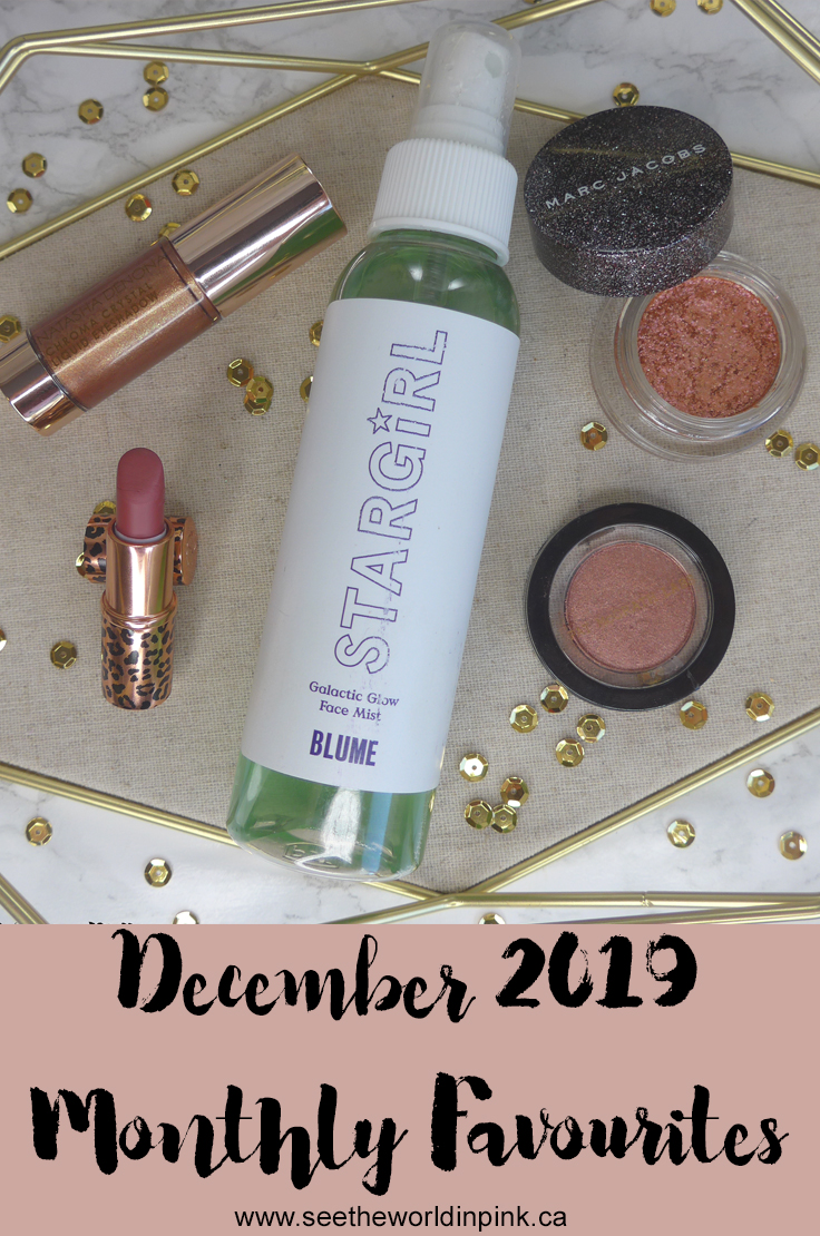 December 2019 - Monthly Favourites!