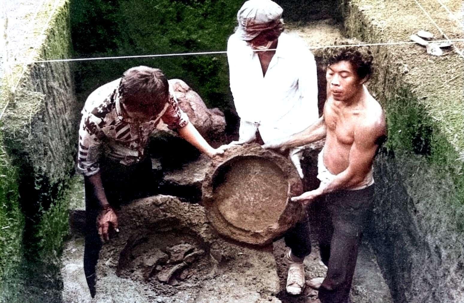 Prehistoric Jar Burials