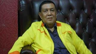 Ambiar Usman Ketua DPD Partai Berkarya Jambi