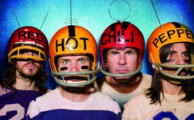 Ingressos da Red Hot Chili Peppers para o Mundo
