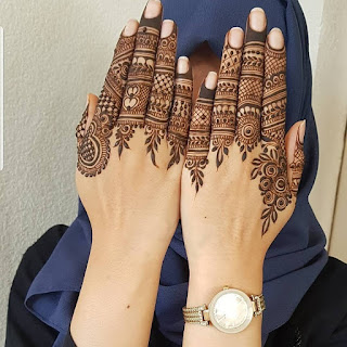 Beautiful And Easy Mehndi Design Collection Heena And Arabic Mehndi Design Page 13 Fashion