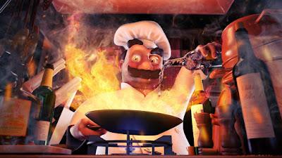 Сумасшедший повар